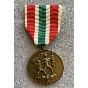 Memel Medal # 7684