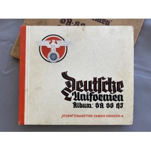 Sammelalbum Deutsche Uniformen SA-SS-HJ Band 1 # 7688