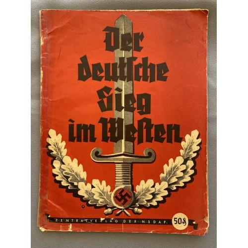 Der Deutsche Sieg Im Westen # 7695