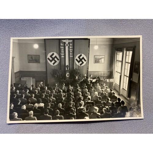 NSDAP Postcard # 7710