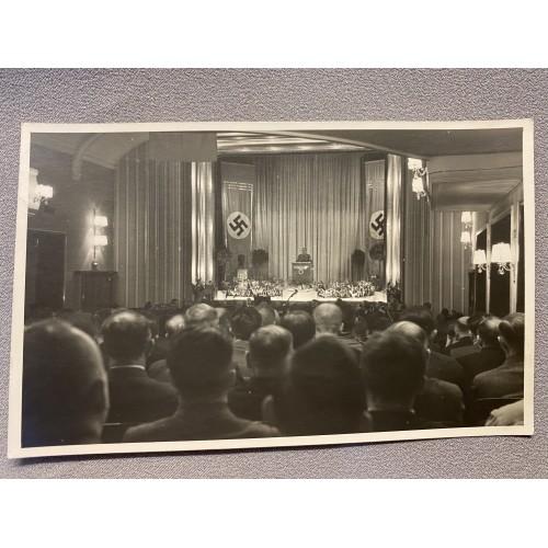 NSDAP Postcard # 7715