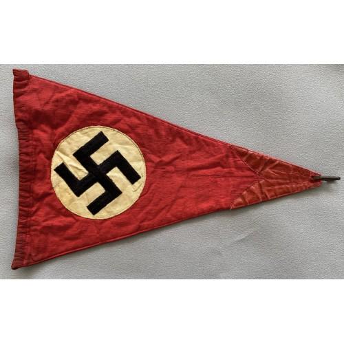 NSDAP Pennant  # 7732
