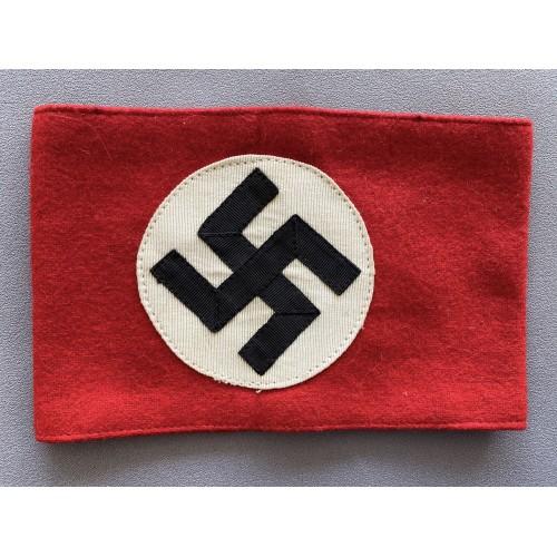 NSDAP Armband # 7735