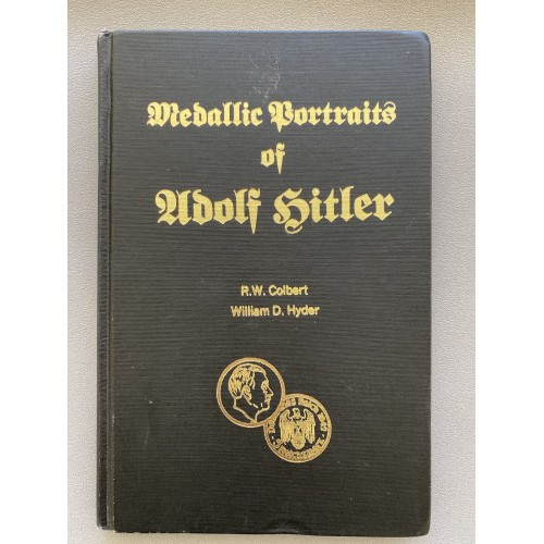 Medallic Portraits of Adolf Hitler # 7741
