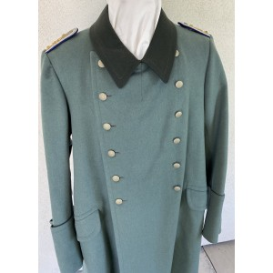 Captains Medical Greatcoat # 7742