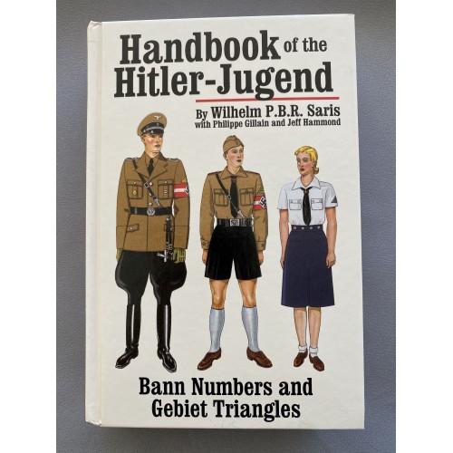 Handbook of the Hitler-Jugend # 7744