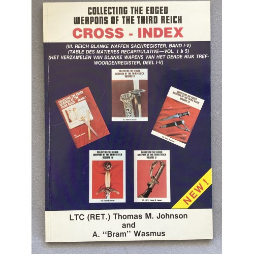 Collecting the Edged Weapons of the Third Reich Cross Index # 7752