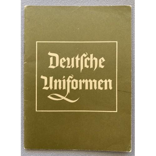 Deutsche Uniformen # 7759