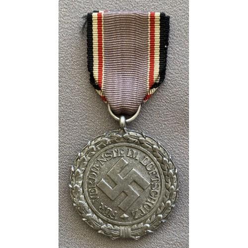 Luftschutz 2nd Class Medal # 7766