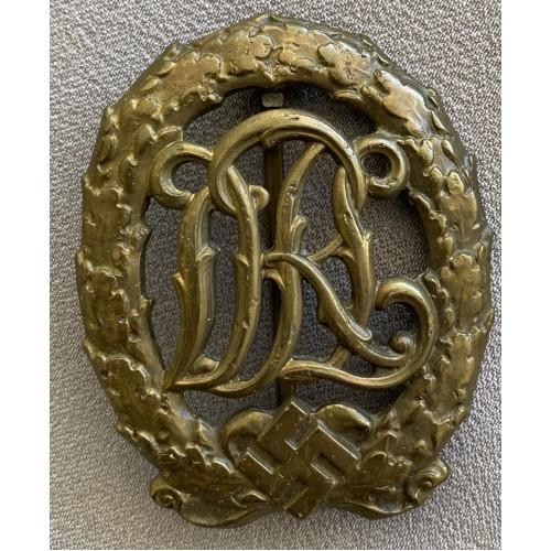 DRL Sports Badge  # 7769