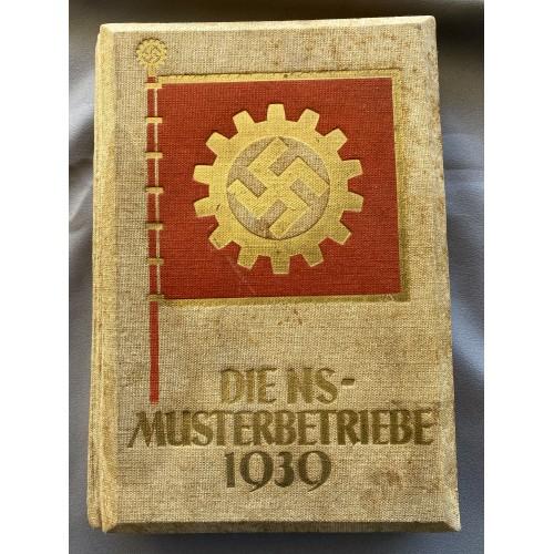 Die NS-Musterbetriebe 1939 # 7778