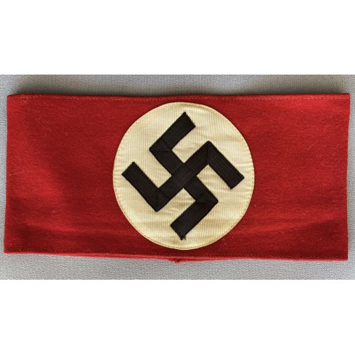NSDAP Armband  # 7779