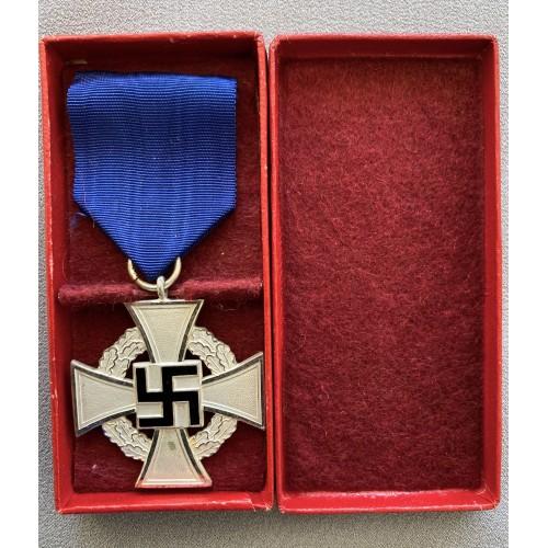 25 Year Faithful Service Award # 7780