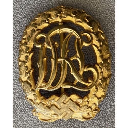 DRL Award in Gold # 7782