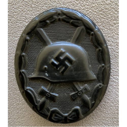 Black Wound Badge  # 7783