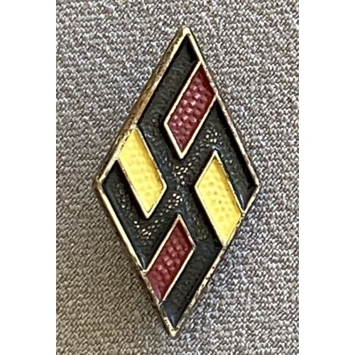 Studentenbund Enamel Badge # 7785