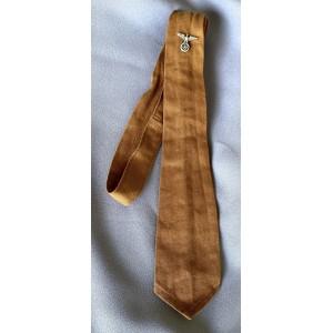 NSDAP Leader Tie and Stickpin # 7856