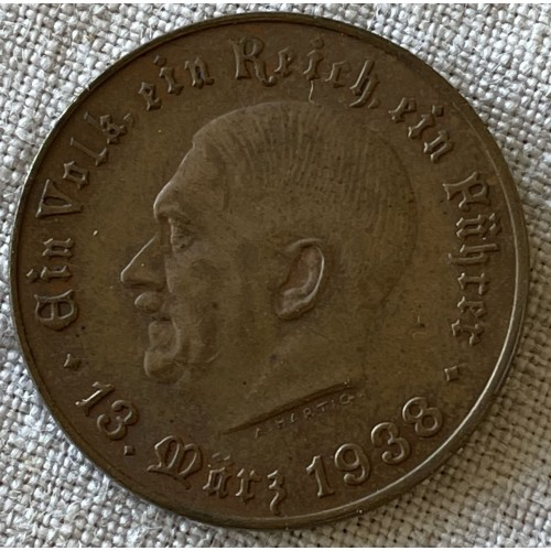Adolf Hitler Token # 7871