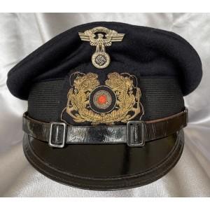 NSKK Marine NCO/EM Visor # 7875