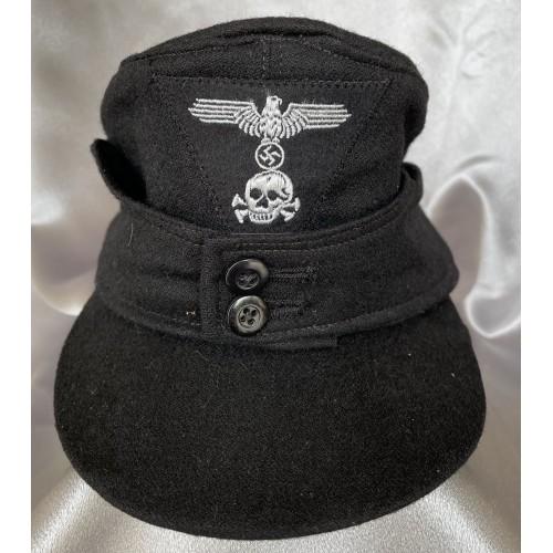 SS M-43 Dachau Cap # 7877