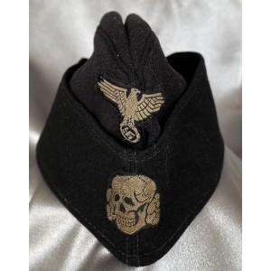 SS Panzer NCO/EM Overseas Cap # 7880