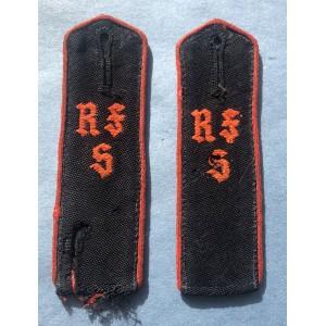 RFS Shoulder Boards # 7904