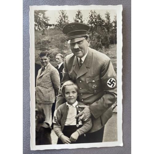 Hitler Postcard # 7910