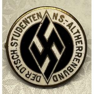 National Socialist German Students League Badge # 7921