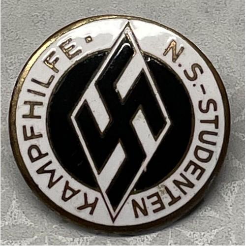 NS Studenten Kampfhilfe Badge # 7922