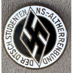 National Socialist German Students League Badge # 7923