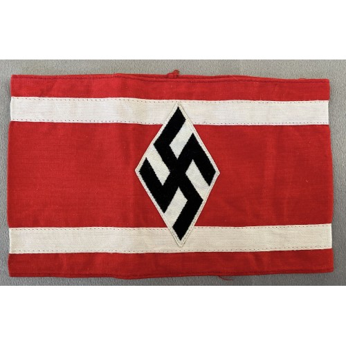 National Socialist German Students League Armband # 7924