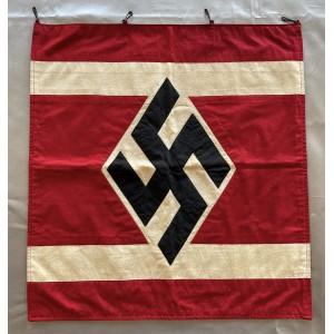 National Socialist German Students League Podium Banner # 7925