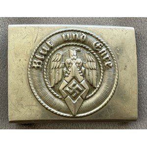 Hitler Youth Buckle # 7937
