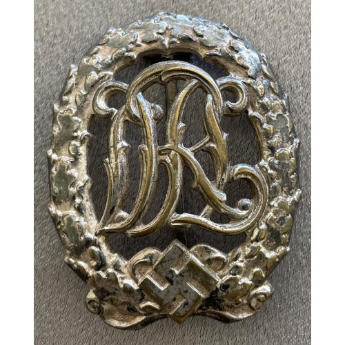 DRL Silver Sports Badge # 7940