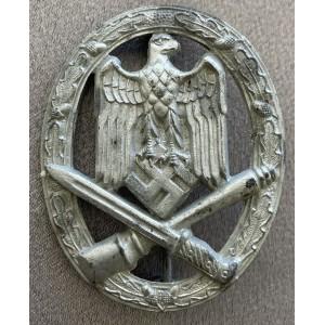 General Assault Badge # 7941