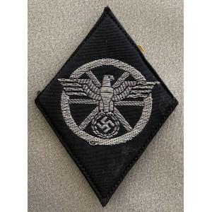 NSKK Drivers Badge  # 7947