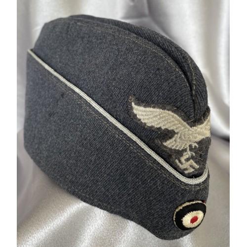 Luftwaffe Officers Overseas Cap # 7963