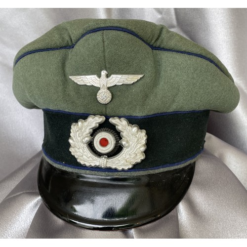 Heer Medical Officer Crusher # 7965