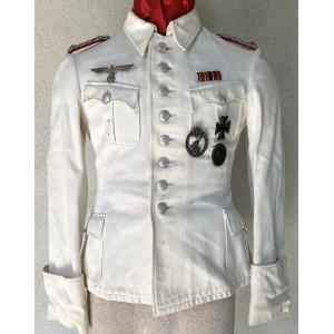 Heer Lt Colonel Artillery Tunic # 7971