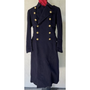 Kriegsmarine Officer's Greatcoat # 7972