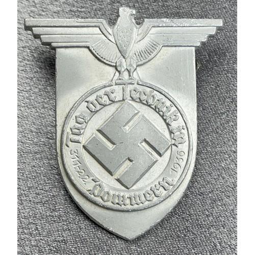 Tag der Technik in Pommern 31.1.-2.2.1936 Tinnie # 7997