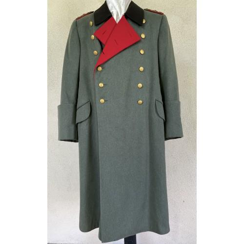 Heer Generalmajor Greatcoat # 8028