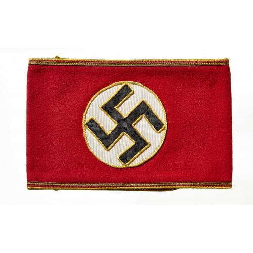 Reichsleitung Leiter eines Hilfsstelle Armband