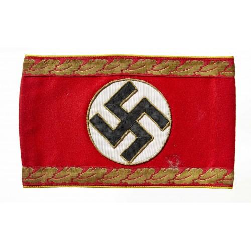 Reichsleitung Leiter eines Hauptamtes Armband, salesman sample # 5059