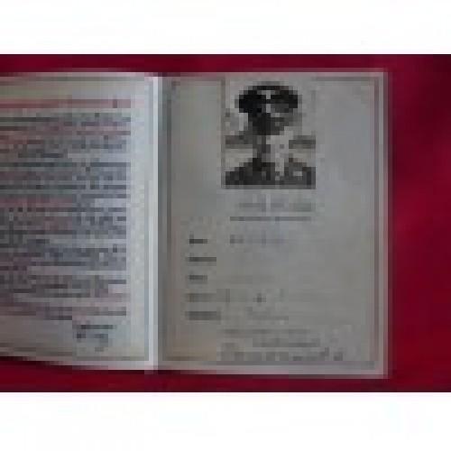 SA Urkunde # 2106