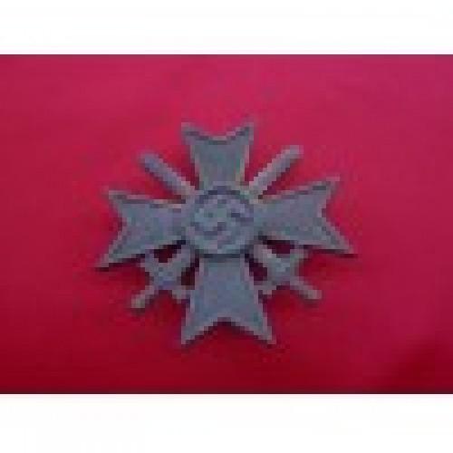 War Merit Cross 1st Class with Swords # 2289