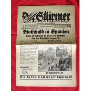 Der Stürmer Newspaper # 5096