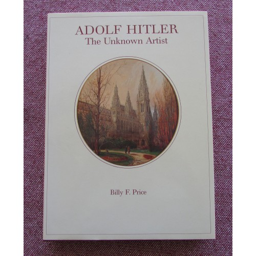 Adolf Hitler The Unknown Artist # 5106
