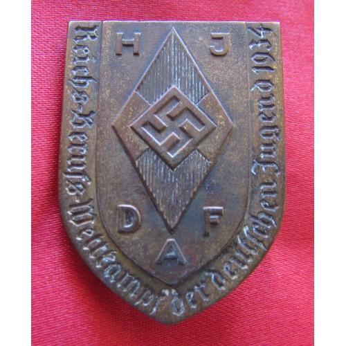 Reichs Badge # 5127