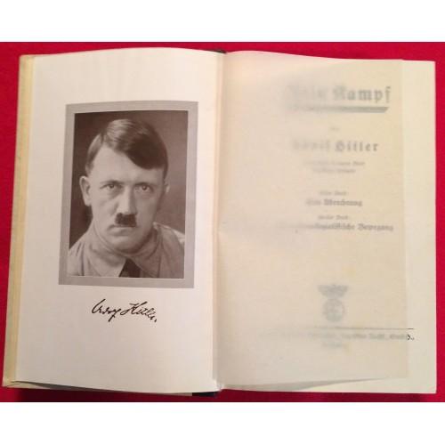 1942 Mein Kampf # 5326